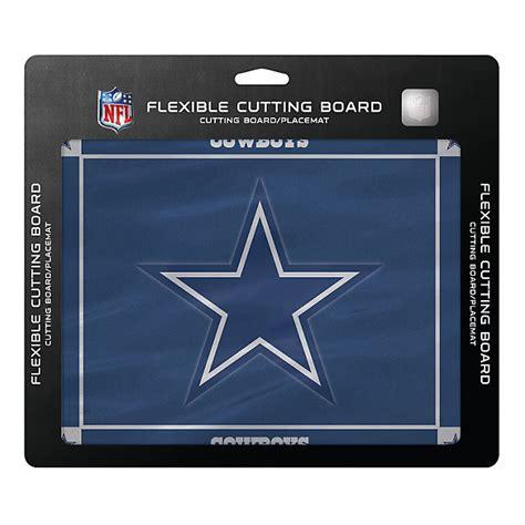 dallas cowboys kitchen accessories dallas cowboys cutting board or placemat 6415
