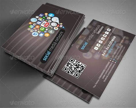 networking business card templates pages ai word