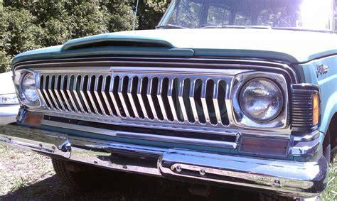 1970 jeep wagoneer 70jeep 1970 jeep wagoneer specs photos modification info