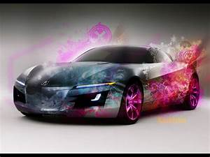 Top 1000 wallpapers blog: Abstract cars wallpapers