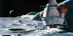 NASA-Funded Study Says We Can Build a Moon Base by 2031