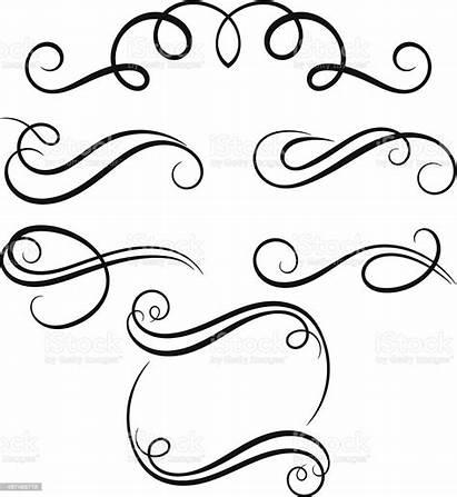 Decorative Elements Calligraphic Vectors Tattoos Finger Tattoo