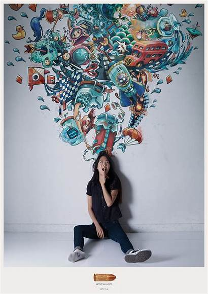 Creative Japan Ogilvy Let Rianti Advertising Creativity