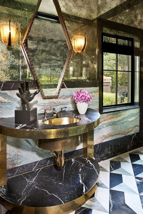 beautiful marble details   luxury bathroom