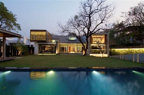 contemporary home design  hyderabad idesignarch