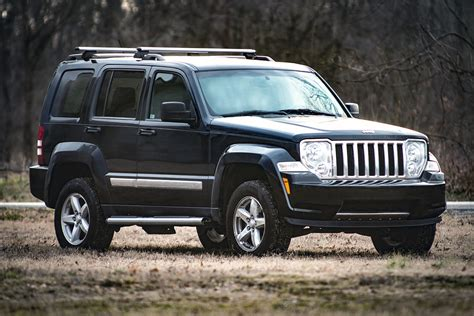 jeep liberty rough country 2 5 quot lift kit 08 12 jeep liberty kk 4wd ebay