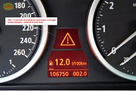 Bmw Service Symbols Bmw Service Symbols Meaning Car Interior - Bmw dashboard signs meaning