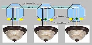 Wiring Recessed Lights In Series With Threeway Easy