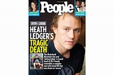 Heath Ledger's Life and Tragic Death: PEOPLE Cover Story ...