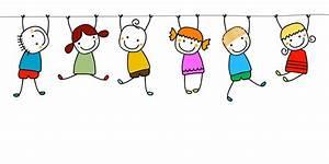 Kinder entdecken ihren körper