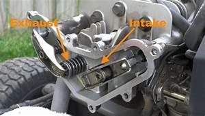 Kohler Engine Valve Adjustment
