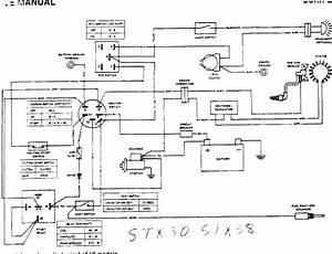 John Deere L110 Wiring Diagram