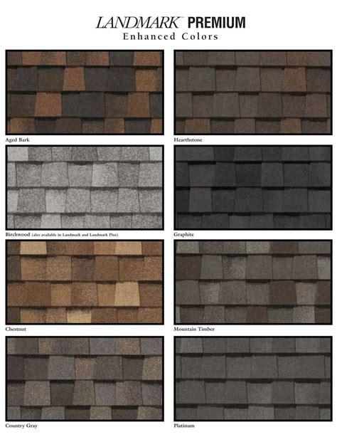 landmark shingles colors certainteed roofing certainteed landmark series premium