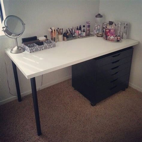 black vanity desk ikea black vanity table ikea www pixshark com images