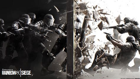 Rainbow Six Siege Hd Wallpapers Wallpapersafari