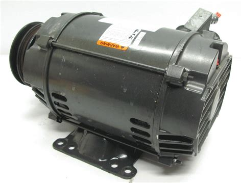 Emerson Electric Motors by Emerson R337 Electric Motor 5hp 1760rpm 3 Phase 230 460v