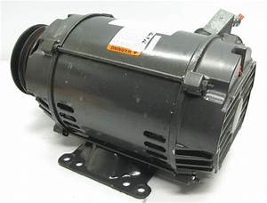 Emerson R337 Electric Motor 5hp 1760rpm 3 460v