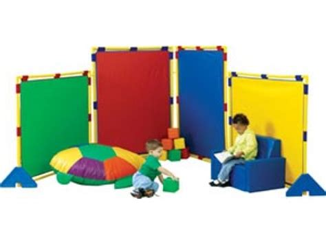 big screens rainbow playpanel set plp 520 preschool room 148 | PLP 520