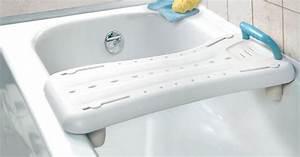 Planche De Bain Avec Poigne Par AquaSense AquaSense