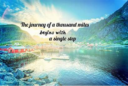 Travel Quotes Adventure Inspiring Learn He Step