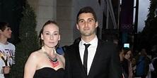 'Holby City' star Rosie Marcel marries partner in Las ...