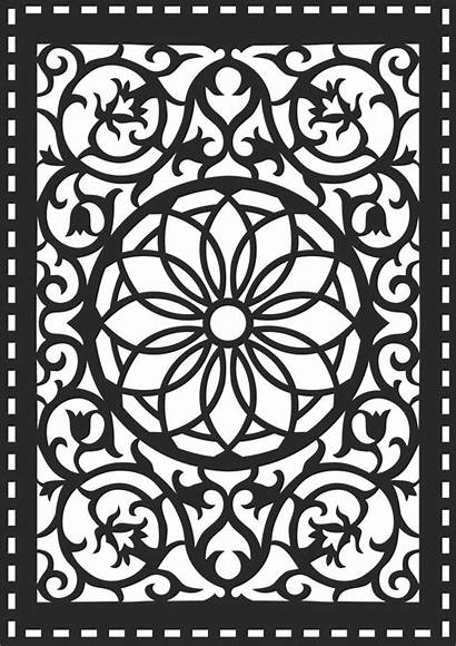 Laser Dxf Cutting Designs Autocad Vector
