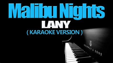 Lany (karaoke Version)