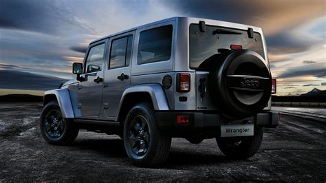 jeep wrangler unlimited black edition ii  ultra hd