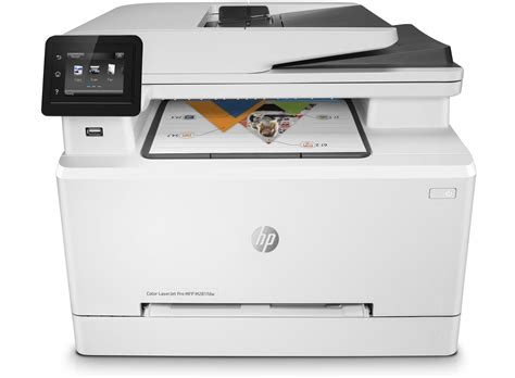 printer color hp color laserjet pro mfp m281fdw wireless multifunction