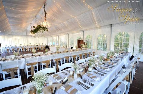 sugar and spice events wedding decorations burleigh