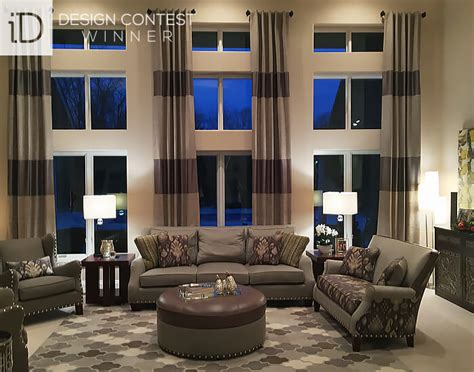 Budget Draperies by Budget Blinds 2017 Inspired Drapes 174 Design Contest Winners