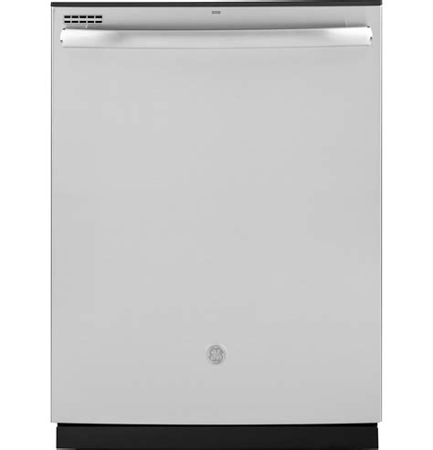 ge appliances gdtpsmss  built  dishwasher  hidden controls stainless steel