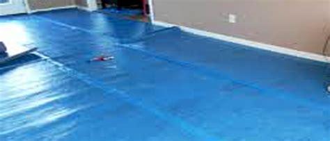 Vapor Barrier Under Laminate Floor   Laminate Floor Problems