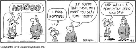 Why Newspaper Comic Strips Suck