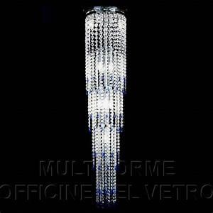 Lampadari In Vetro Moderni ~ Tutte le Immagini per la Progettazione di Casa e le Idee di Mobili