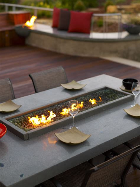 how to build a propane pit table tabletop pit remodeling ideas for patio rustic