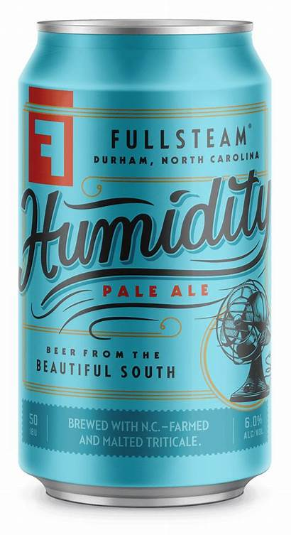 Beer Humidity Steam Cans Craft Fullsteam Ale