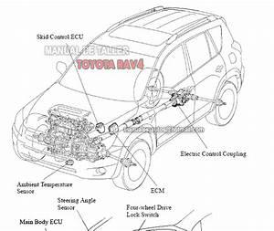 Manual De Reparacion Y Taller Toyota Rav4 2007 2008 Y 2009