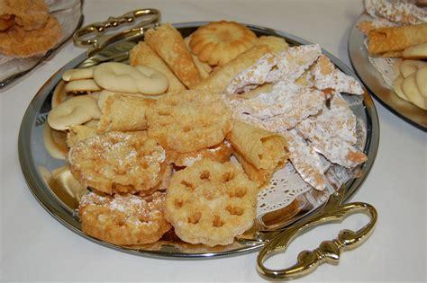 Norwegian christmas dessert table 8. Norwegian desserts   Sons of Norway dinner, April 16, Rapid …   andymeg1   Flickr