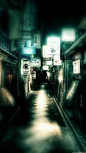 night street road iPhone 6 wallpapers HD and 1080P 6 Plus ...