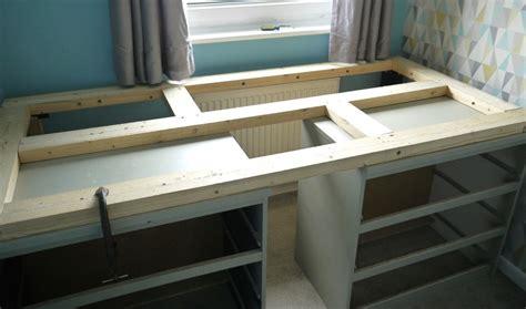 Ikea Malm Drawer Hack To Single Bed  Renovation Baybee