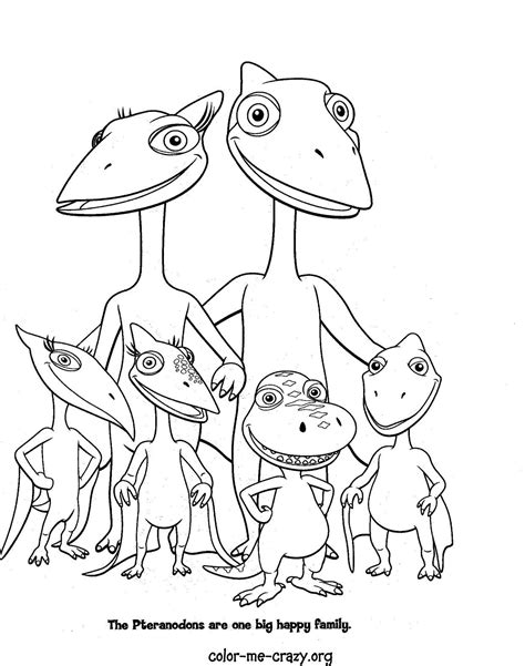 dinosaur train coloring pages  ideas  goodie