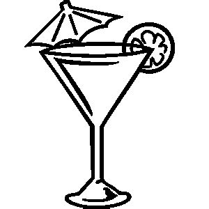 mixed drink clipart black and martini glass cocktail glass clip art 2 image 2 clipartix