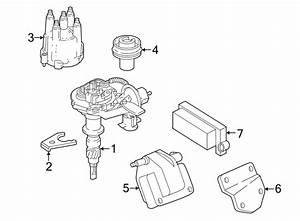 Jeep Wrangler Ignition Coil  Liter  Cylinder