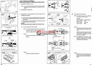 Toyota Rav4 2000-2005 Electrical Wiring Diagram