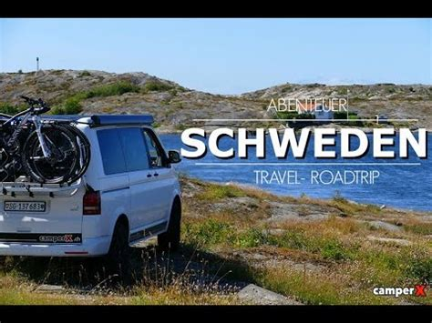 mit dem wohnmobil durch schweden schweden mit dem wohnmobil vw t5 t6 cerx