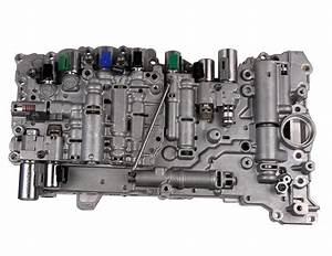 Remanufactured Valve Bodies