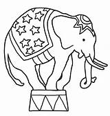 Elephant Coloring Circus Pages Drawing Funny Elephants Drawings Animal Printable Template Easy Getdrawings Comes Clipartmag Decorated Indian Albanysinsanity Clipartqueen sketch template