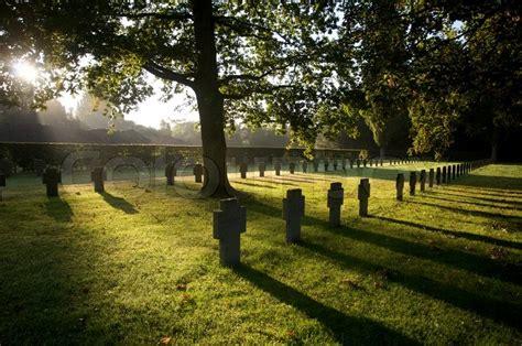 beautiful graveyard  natural setting copenhagen