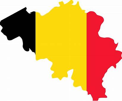 Belgium Flag Map Country Belgian Europe Beer